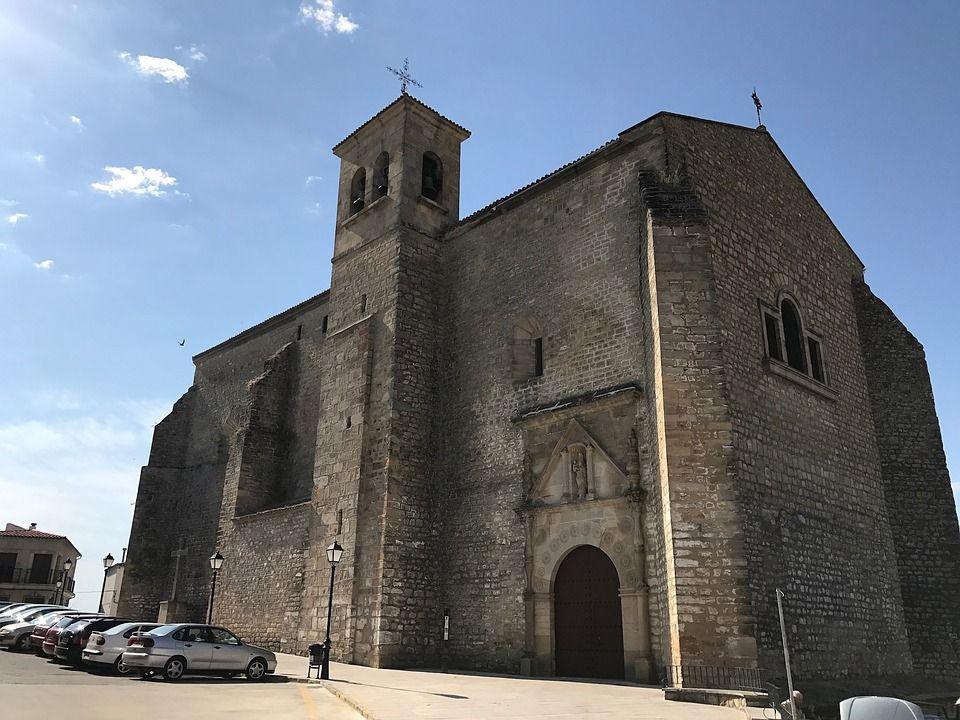 Torreperogil. Santa María la Mayor