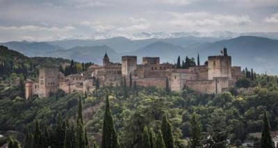 Alhambra y Generalife/ Pepe Marín