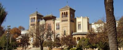 Vista exterior del Museo de Artes y Costumbres Populares
