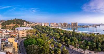 Vista aérea del Palacio de la Aduana rehabilitado (jesusgonzalezphoto.com/)