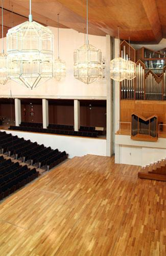 Auditorio Manuel de Falla, Granada