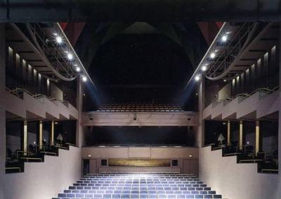 Teatro Capitol Sierra de Cortegana (Huelva)
