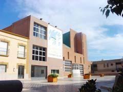 Centro Cultural de Adra (Almería)
