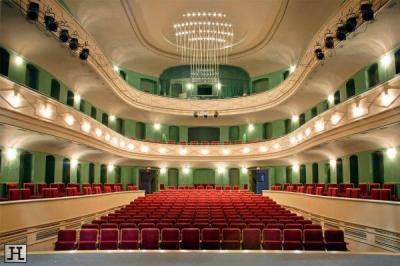 Teatro Principal de Puerto Real (Cádiz)