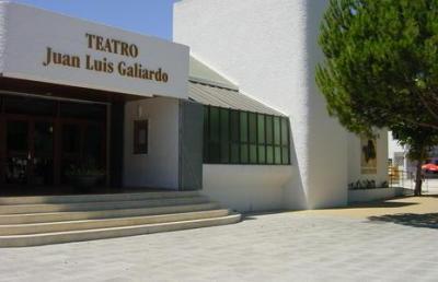 Teatro Juan Luis Galiardo de San Roque