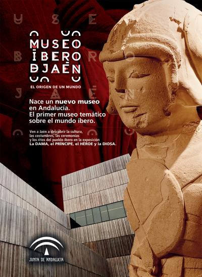 Exposición en el Museo Íbero: La Dama, el Príncipe, el Héroe y la Diosa