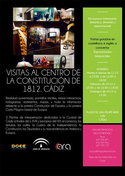 Centro Cultural El Doce. Centro de Interpretación de la Constitución de 1812