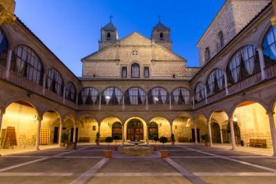 Auditorio Hospital de Santiago en Úbeda (Jaén)