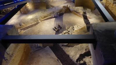 Yacimiento arqueológico de Gadir