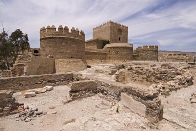 Visitas: Alcazaba de Almería