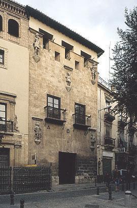 Museo Casa de los Tiros. Visitas guiadas. Granada