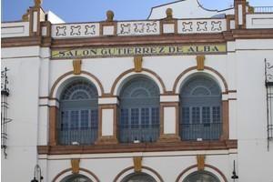 Teatro Gutiérrez Alba en Alcalá de Guadaíra, Sevilla