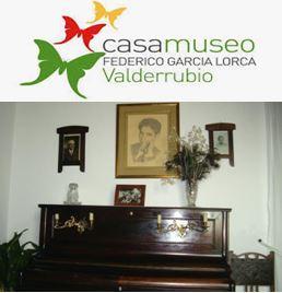 Casa Museo Federico García Lorca en Valderrubio