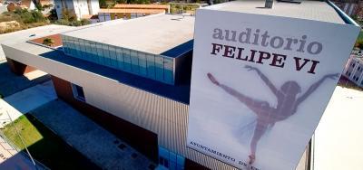 Auditorio 'Felipe VI' en Estepona, Málaga