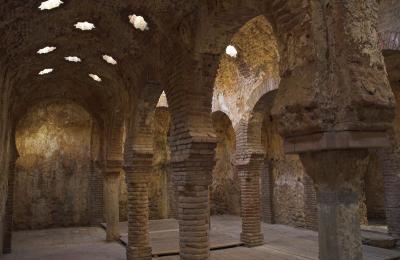 Baños Árabes de Ronda: Visitas