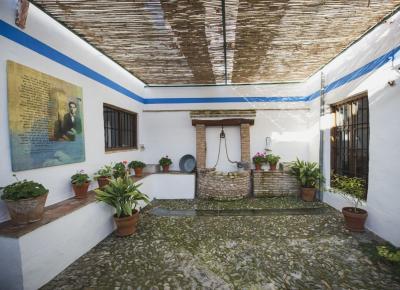 Museo Casa de Bernarda Alba. Valderrubio