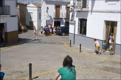 Esperando para mojar Autor: Erica Bredy Fecha: 2009 Fuente: Instituto Andaluz del Patrimonio Histórico