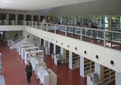 Biblioteca Pública del Estado - Biblioteca Provincial de Sevilla 'Infanta Elena'