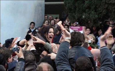 Lucha y robo definitivo del santo Autor: Joaquín Marín Díaz Fecha: 2009 Fuente: Instituto Andaluz del Patrimonio Histórico