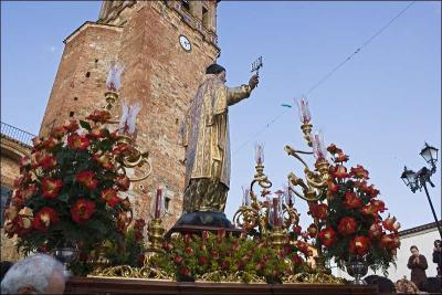 Procesión de San Vicente Martir Autor: Rosa Satué López Fecha: 2010 Fuente: Instituto Andaluz del Patrimonio Histórico
