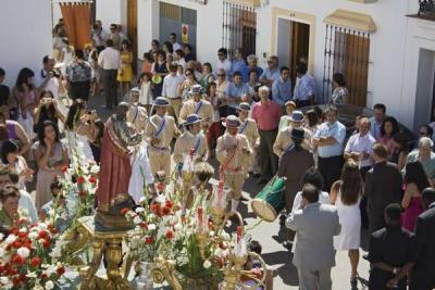 Procesión de Santa Marina Autor: Erica Bredy Fecha: 2009 Fuente: Instituto Andaluz del Patrimonio Histórico