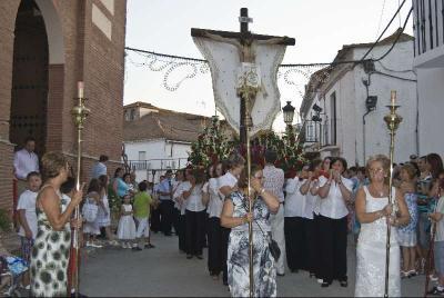 Procesión del Santo Cristo de las Penas Autor: Ana Belén García Muñoz Fuente: Instituto Andaluz del Patrimonio Histórico