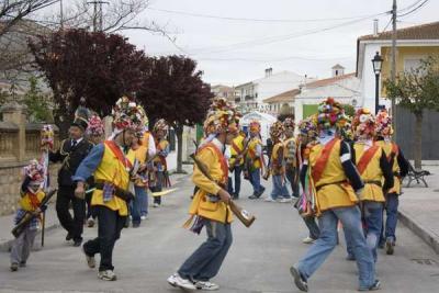 Ruedas de tiraores Autor: Eva Cote Montes Fecha: 2009 Fuente: Instituto Andaluz del Patrimonio Histórico