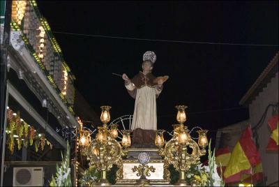 Trono de San Buenaventura Autor: Ana Belén García Muñoz Fuente: Instituto Andaluz del Patrimonio Histórico