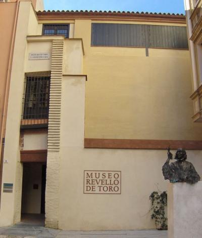 Museo Revello de Toro  -  Casa-taller de Pedro de Mena