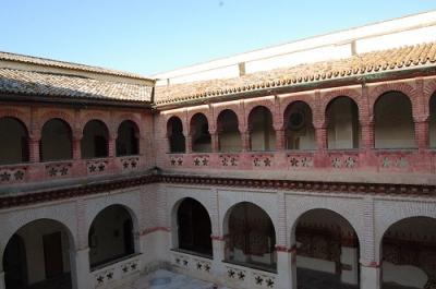 Claustro de los Muertos del Monasterio de San Isidoro del Campo