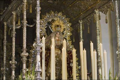 Virgen de la Encarnación Autor: Alessandra Olivi Fecha: 2009 Fuente: Instituto Andaluz del Patrimonio Histórico