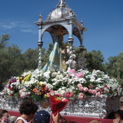 Romería de los Santos en Alcalá de los Gazules