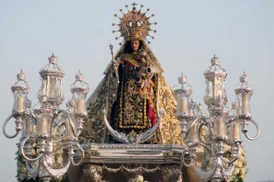 Romería Virgen del Carmen en Chiclana de la Frontera