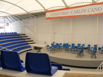 Auditorio Municipal de Gines