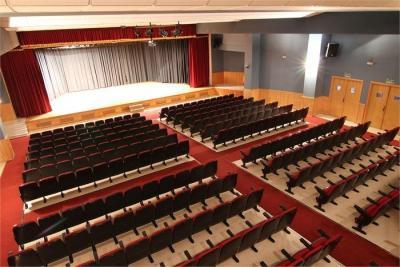 Auditorio Príncipe Felipe (Casa de la Cultura)