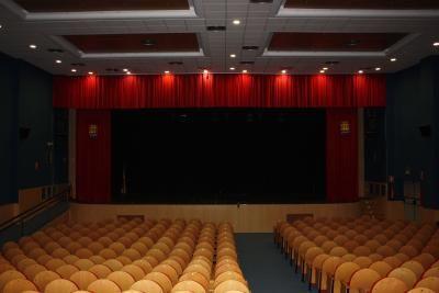 Cine-Teatro Óvalo de Vélez Rubio