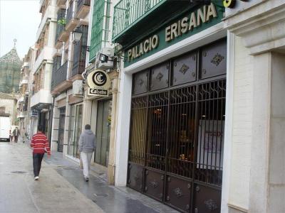 Palacio Erisana de Lucena