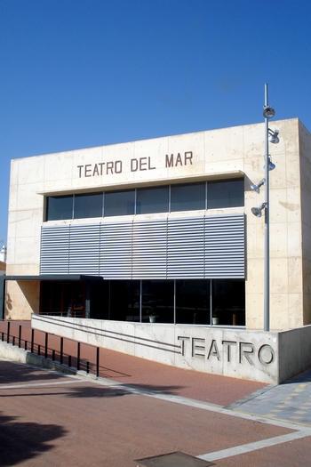 Teatro del Mar de Punta Umbría