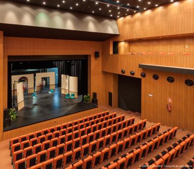 Teatro España de La Palma del Condado