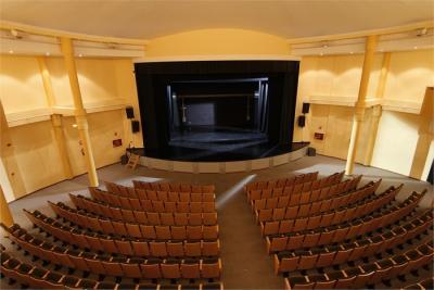 Teatro Federico García Lorca de Fuente Vaqueros