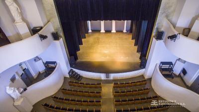 Teatro Oriente de Morón de la frontera