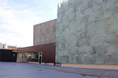 Teatro Pablo Neruda de Peligros