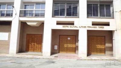 Centro Cultural Alfonso Fernández Torres