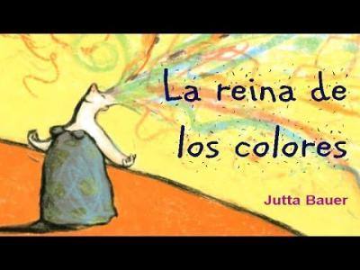 Cuentacuentos, 'La reina de los colores'. Online
