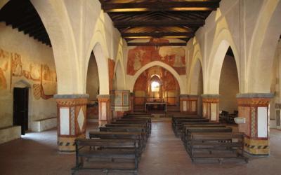 Ermita de San Mamés, en Aroche