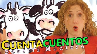 Cuentacuentos, 'Clic Clac Muu Las vacas escritoras'. Online