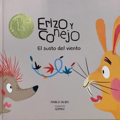 Cuentacuentos, 'Erizo y conejo'. Online