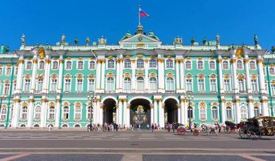 Visita Virtual al Museo Hermitage de San Petersburgo