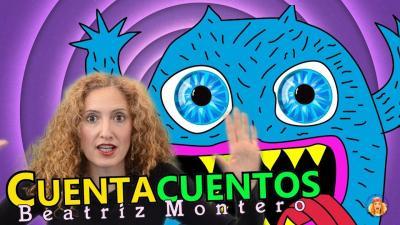 Cuentacuentos, 'El monstruo peludo'. Online
