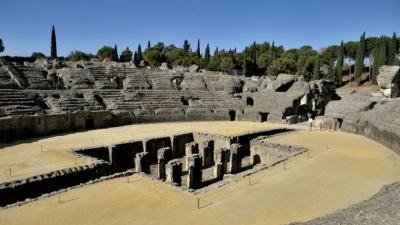 Visita virtual al Conjunto Arqueológico de Itálica
